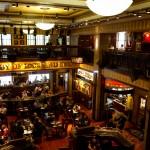 Hard Rock Cafe in Washington. Der Burger (ich esse auch ab und zu was anderes...) war gut!