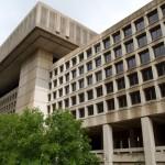 das echt häßliche FBI Building